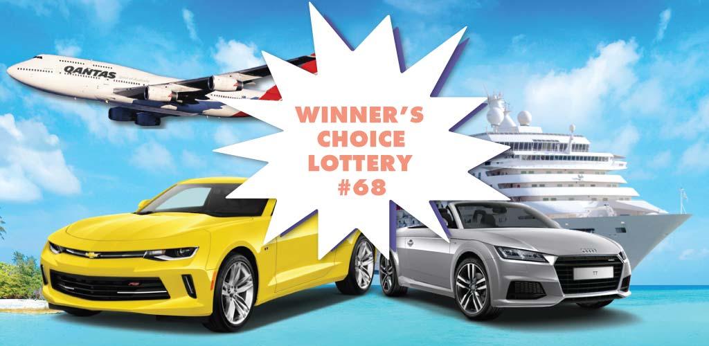 win fantastic prizes